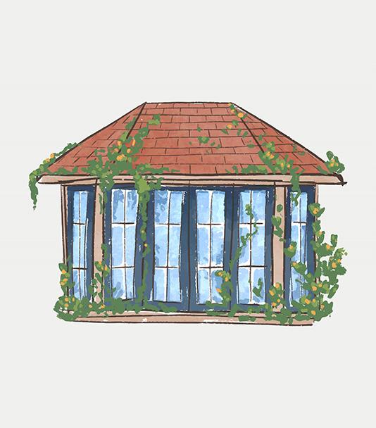 Klamen Bay Window